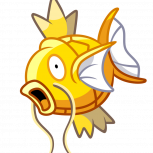 a wild magikarp appeared
