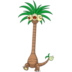 103Exeggutor_Alola_Dream