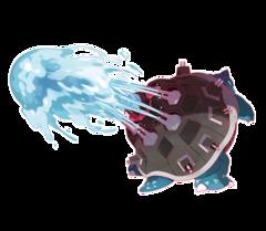 009 Blastoise