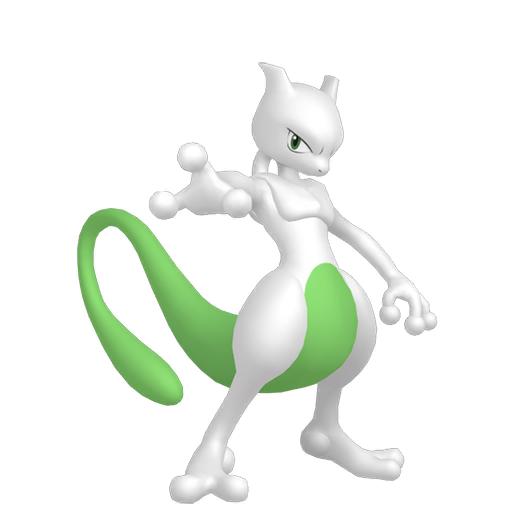 Shiny Mewtwo