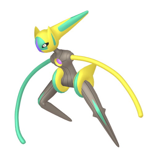 Shiny Deoxys Speed Form