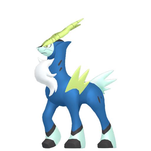 Shiny Cobalion