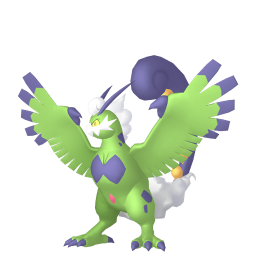 Shiny Tornadus Therian Forme
