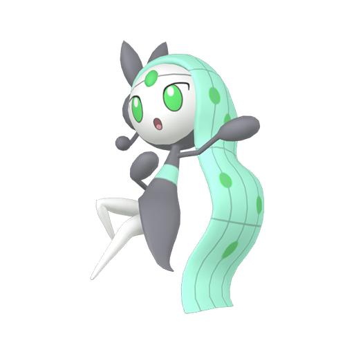 Shiny Meloetta