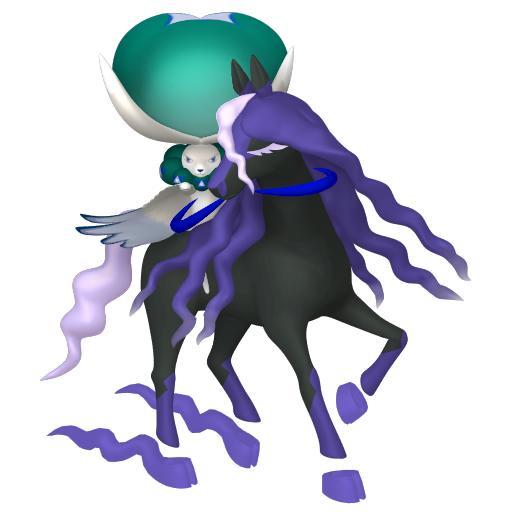 Calyrex Shadow Rider